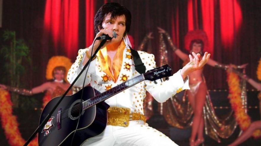Elvis Tribute Boeken